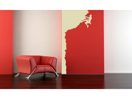 Dekorace na zeď 3D GEO abstraktní prostor