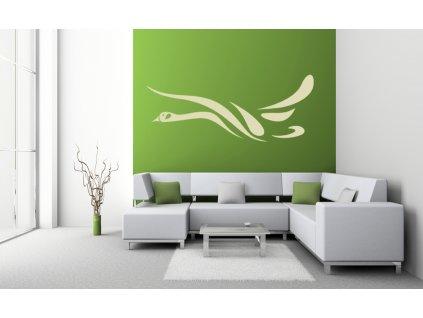 Dekorace na zeď Kolibřík