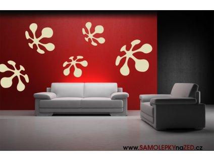 Samolepky do ložnice - Symboly - MUŽ - ŽENA